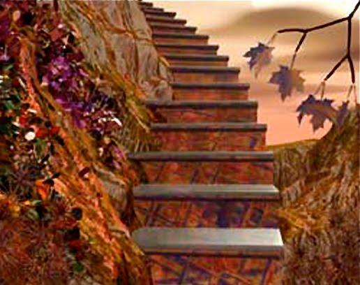 Todos vamos cambiando de nivel como en una escalera for Que es una escalera